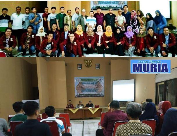 KKN-IK IAIN Kudus Gelar Workshop Pentingnya Toleransi dan Bahaya Radikalisme