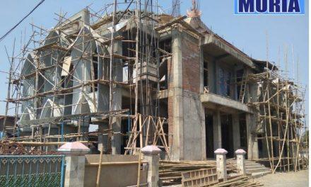 Desa  Batu Kali  Bangun  Masjid Yang Bagus , Hasil Jariyah dan Gotong Royong Warga Desa