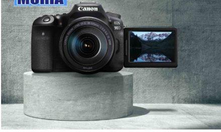 Canon EOS 90D, Kamera DSLR Kelas Menengah dengan  Kemampuan Profesional