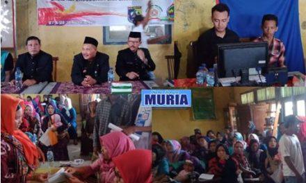 Warga desa Babalan Demak Antusias Ikuti Sosialisasi Gerakan Sadar Kependudukan