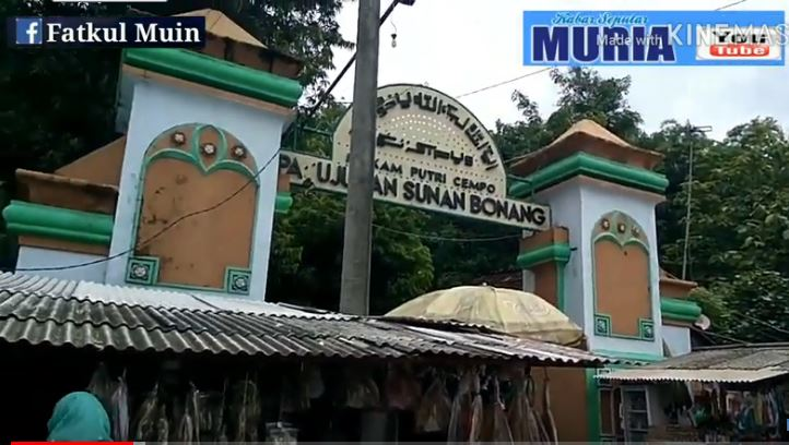 Mengunjungi Petilasan Sunan Bonang dan Ziarah Makam Putri Campa di Lasem Rembang