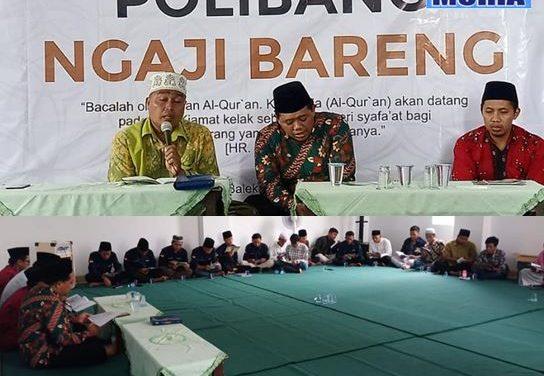 Politeknik Balekambang Jepara , Rutin Gelar Acara Ngaji Bareng