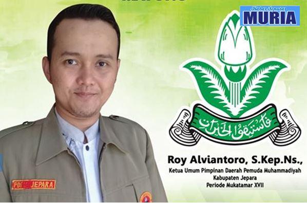 Roy Alviantoro, S.Kep.Ns   Ingin Pemuda Muhammadiyah Menjadi Mitra Kritis Pemerintah