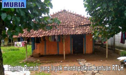 Laporkan !!!! bila ada rumah tak layak huni untuk ikut program bedah rumah