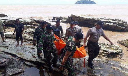 Penemuan Mayat Laki -Laki  Pantai Benteng Portugis