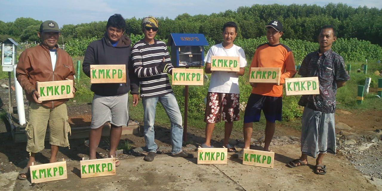 KMKPD Desa Babalan Demak Bhakti Sosial Di Makam Desa