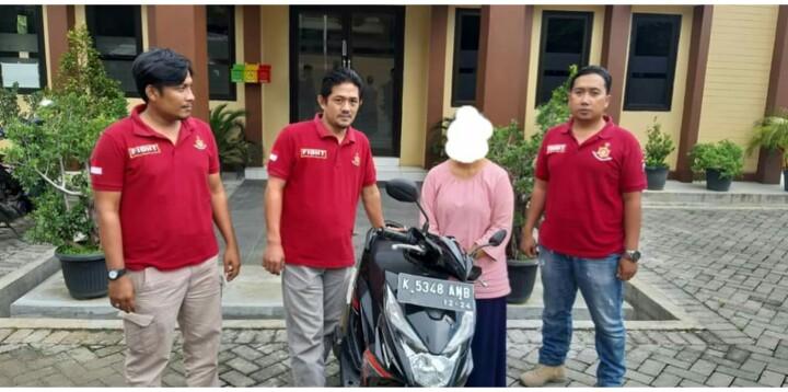 Curanmor di PT Kanindo Kalinyamatan Ditangkap Pelakunya Cewek