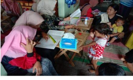Penyuluhan Kesehatan Oleh Tim KKN UPGRIS di desa Krapyak Jepara