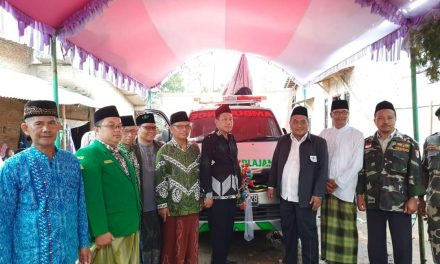 Wih !!! Desa Plajan Operasikan Mobil Ambulan Gratis dari Koin NU