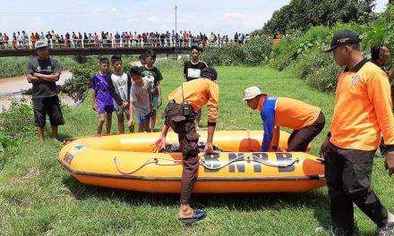 Tim SAR dan BPBD Jepara Cari Warga Yang DiDuga Tenggelam di Sungai SWD II