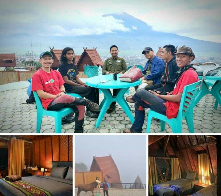 ABU SYAMSYUDIN dari Jepara Populerkan Gunung Kerinci Seindonesia