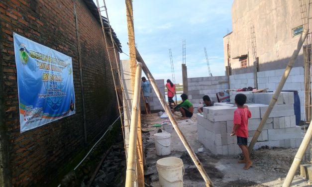 Bu Zonah Kedungmalang Bersyukur Rumahnya di Bedah ,Relawan Masih Butuh Donasi