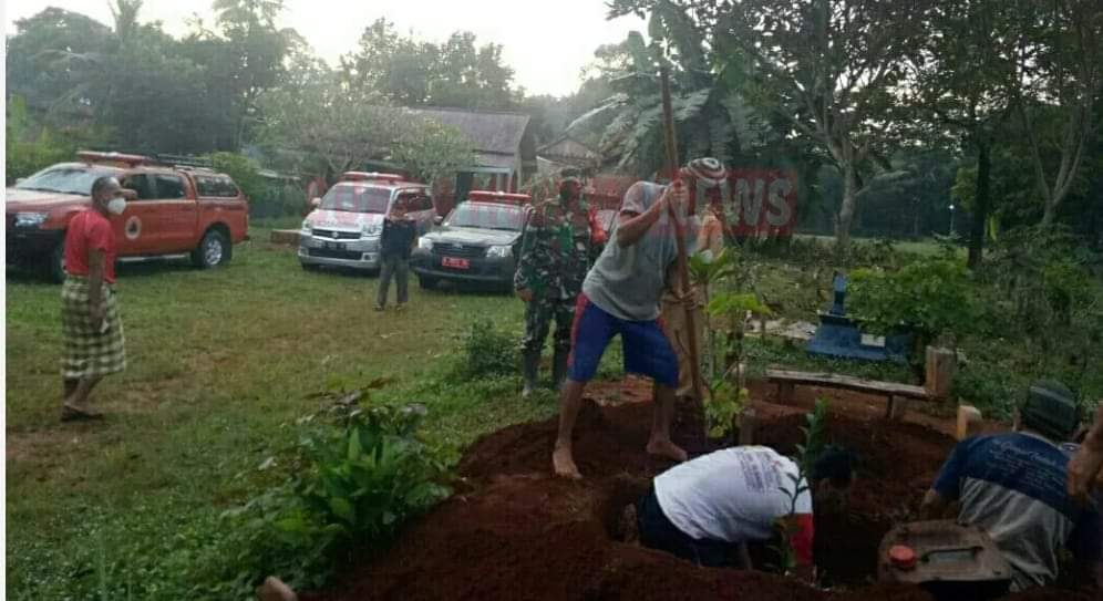 PDP Asal Desa Bawu Meninggal Dunia | Hari ini 20 Warga Jalani Rapid Tes