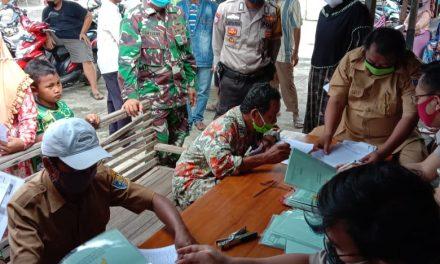 Hore !!! Sertifikat Program PTSL di Desa Dempet Dibagikan