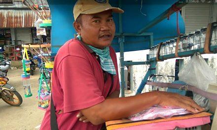 Covid 19 Rampas Penghasilan Pedagang Ikan Hias Keliling hingga Separuhnya