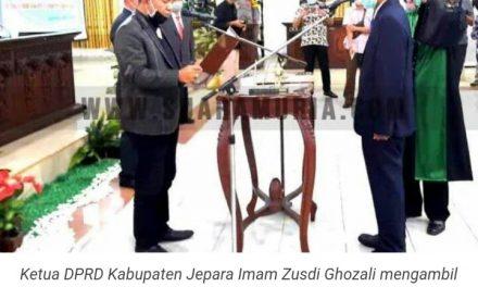 Selamat !!! Jumar Gantikan Yunita Sebagai Anggota DPRD Jepara
