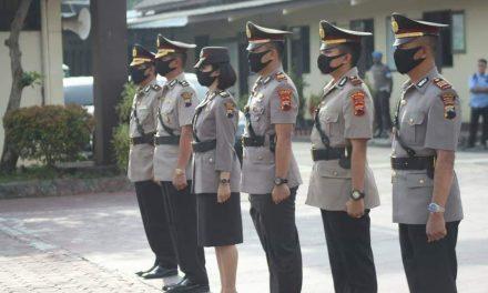 3 Perwira Dimutasi, Ini Pesan Kapolres Demak kepada Pejabat Baru