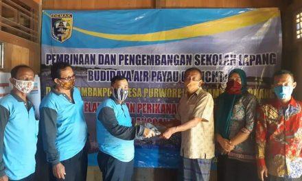 Dinas Kelautan dan Perikanan Demak Gelar Sekolah Lapang Budi Daya Air Payau