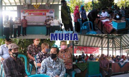 MuntahaKepala Desa Banyumeneng , Pimpin BKAD Kec  Mranggen Lima tahun Ke Depan