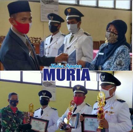 Pemerintah Desa Buko, Boyong Dua Penghargaan Wedung Berkah Award Tahun 2020