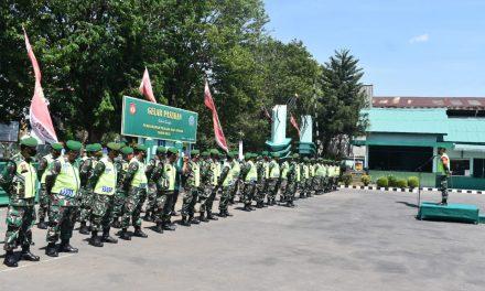 TNI Kodim 0716/Demak siap dukung pelaksanaan Pilkada