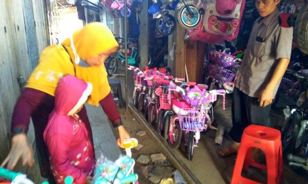 Covid 19 Pedagang Sepeda Ketiban Rejeki ,Harga Sepeda Naik dan Harus Inden
