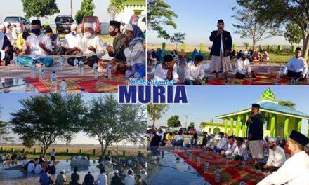 Warga Desa Tedunan Demak , Setahun Sekali Syukuran Di Makam Syeh Maulana Abdurrahman Albar
