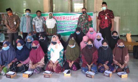 Santunan Untuk 40  Anak Yatim Panti Asuhan Hidayatus Sholihin