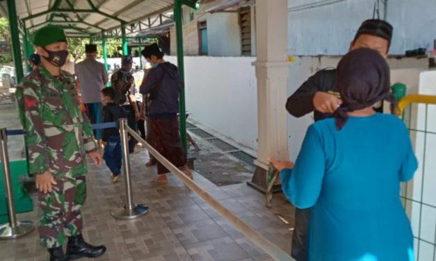 Protokol Kesehatan Diberlakukan pada Para Peziarah Di Makam Sunan Kalijaga