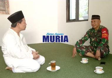 Mbah Munif : TNI Tulus Ihlas Menjaga Keutuhan NKRI