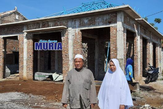 Pondok Pesantren Thoriqul Huda Kedungkarang Demak , Bangun Musholla Baru