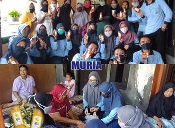Mahasiswa KKN UIN Walisongo Edukasi Ibu-Ibu PKK  Manfaatkan Tanaman Herbal Untuk Jamu