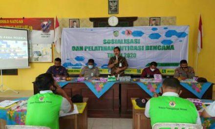 SOSIALISASI DAN PELATIHAN MITIGASI BENCANA di Desa Bucu Jepara