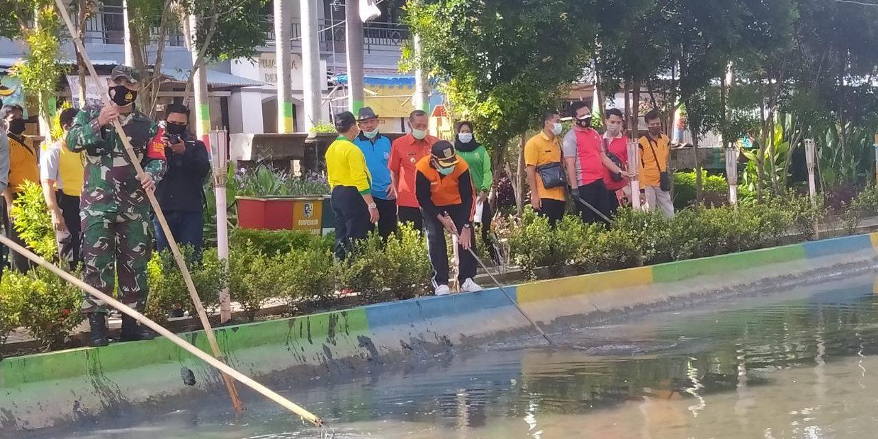 Taman Tuntang Demak Kembali Bersih, Yuk Kunjungi Untuk Berselfie