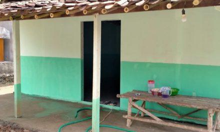Rumah Rusmi  Di Desa Harjowinangun Selesai di Bedah Kodim Demak