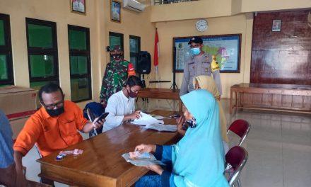 BST Tahap-8 Kemensos RI di salurkan ke 185 Warga Desa Banjarsari Demak