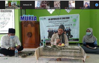 """Mahasiswa KKN UIN Walisongo Kelompok 45 ,Selenggarakan Kajian Online """"Meneladani Sunnah Rasulullah SAW"""""""
