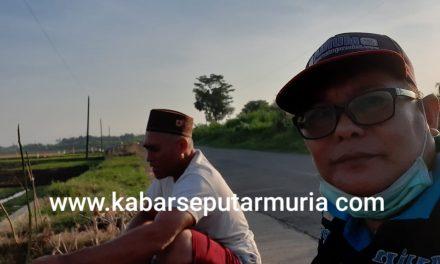 Pak Nur Warga Tedunan Demak , Berharap Kartu Tani Tak Sulitkan Petani Cari Pupuk