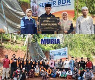 Siaga Peduli Serahkan Bantuan Sumur Bor Untuk Panti Asuhan Asshobariyah Gunung Pati Semarang