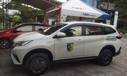 Desa Pamongan Demak  Operasikan Mobil Siaga Desa