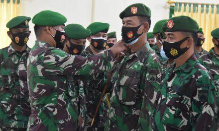 Rotasi Jabatan Perwira staf dan Danramil di lingkup Kodim 0716/Demak