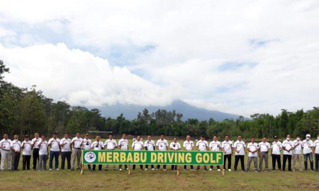 Merbabu Driving Golf Resmi Dibuka Oleh Danrem 073/MKT Kolonel Inf Ari Yulianto, S.I.P