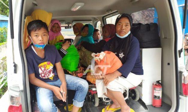 Aktivitas Meningkat, Warga Merapi Kembali Mengungsi