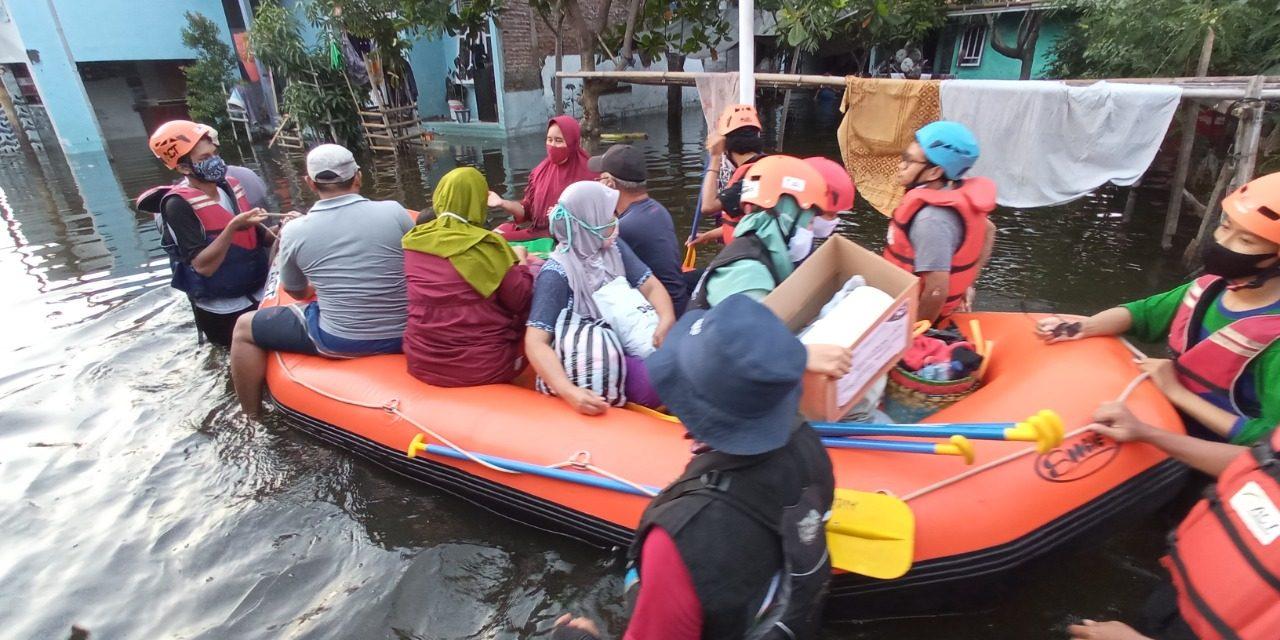 ACT Jateng Distribusikan Ribuan Paket Bantuan di Wilayah Terparah Banjir Semarang