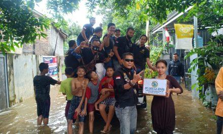 Banjir di Desa Dorang Jepara Belum Surut , Bantuan Masih Berdatangan