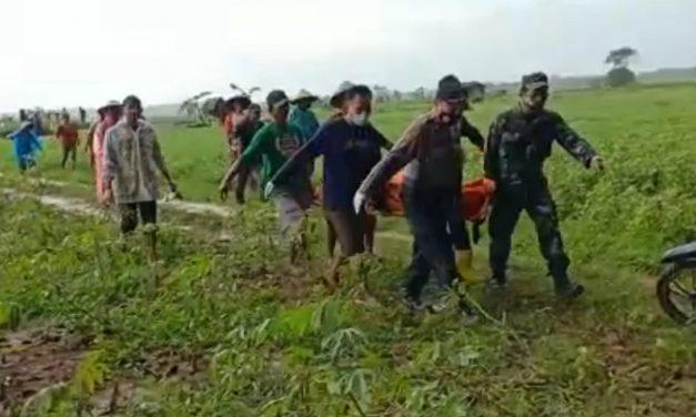 Dua warga Jepara Tewas Tersambar Petir Ketika Kerja di Ladang