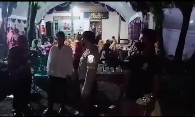 Tak Berijin Pentas Musik Di Jepara  Dibubarkan Polisi