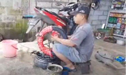 "Bengkel Motor ""Anton Barokah"" Panggung Jepara , Layani Servis Segala Kendaraan Roda Dua"