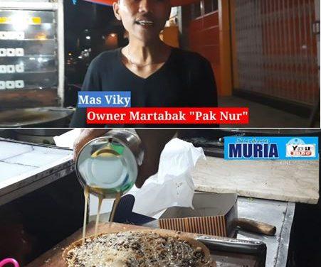 """Ini Dia Penerus Martabak dan Kue Bandung  """" Pak Nur"""" Bunderan Pecangaan"""