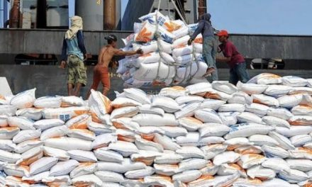 Akhir Maret Keputusan Indonesia  Impor Beras Dari Thailand